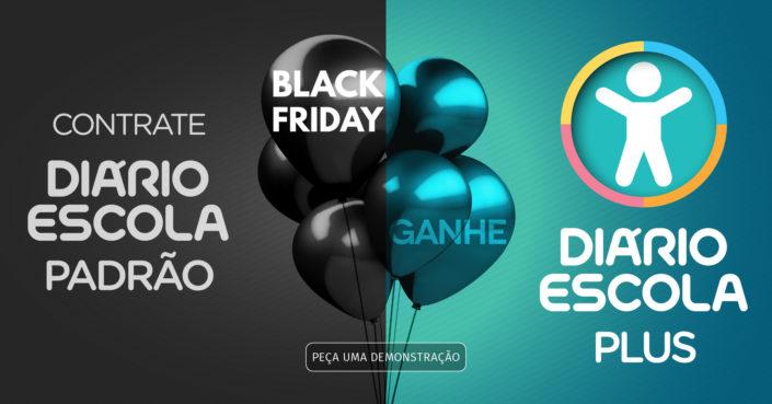 Black Friday Diário Escola
